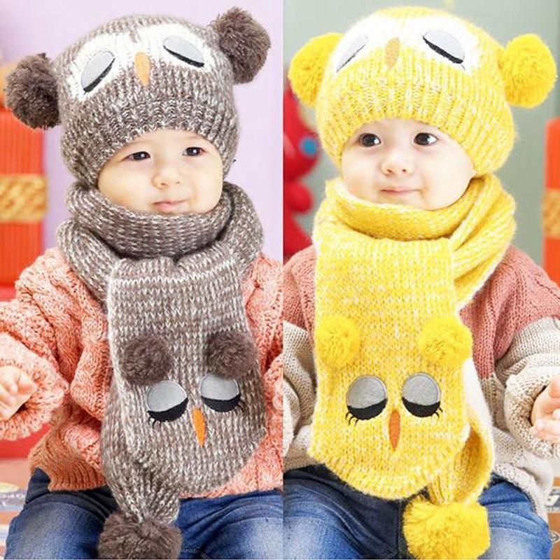 Вязание крючком зимние шапки для детей