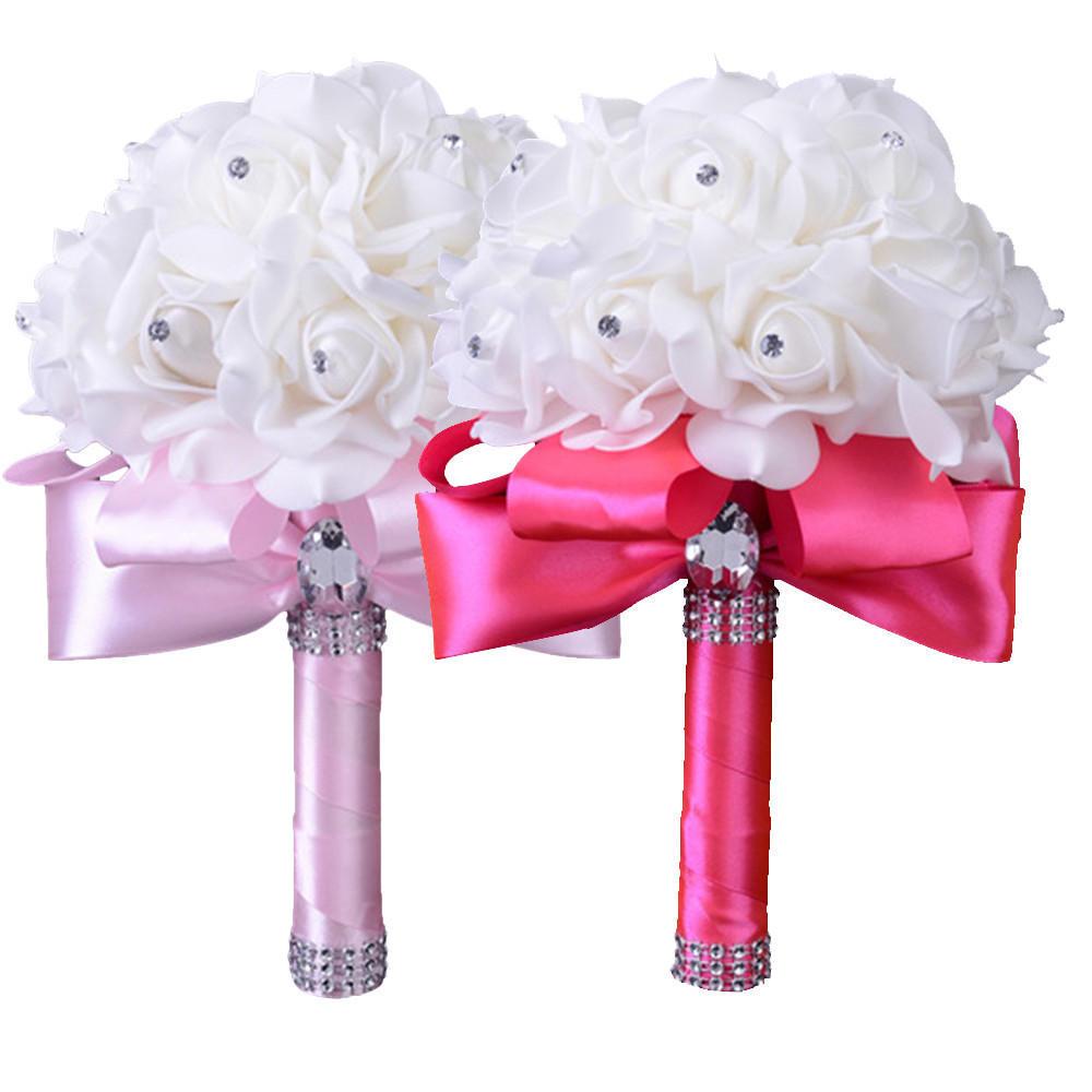 Свадебные букеты для молодоженов в подарок 91