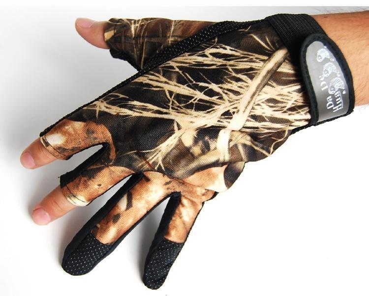 Перчатки для охоты своими руками