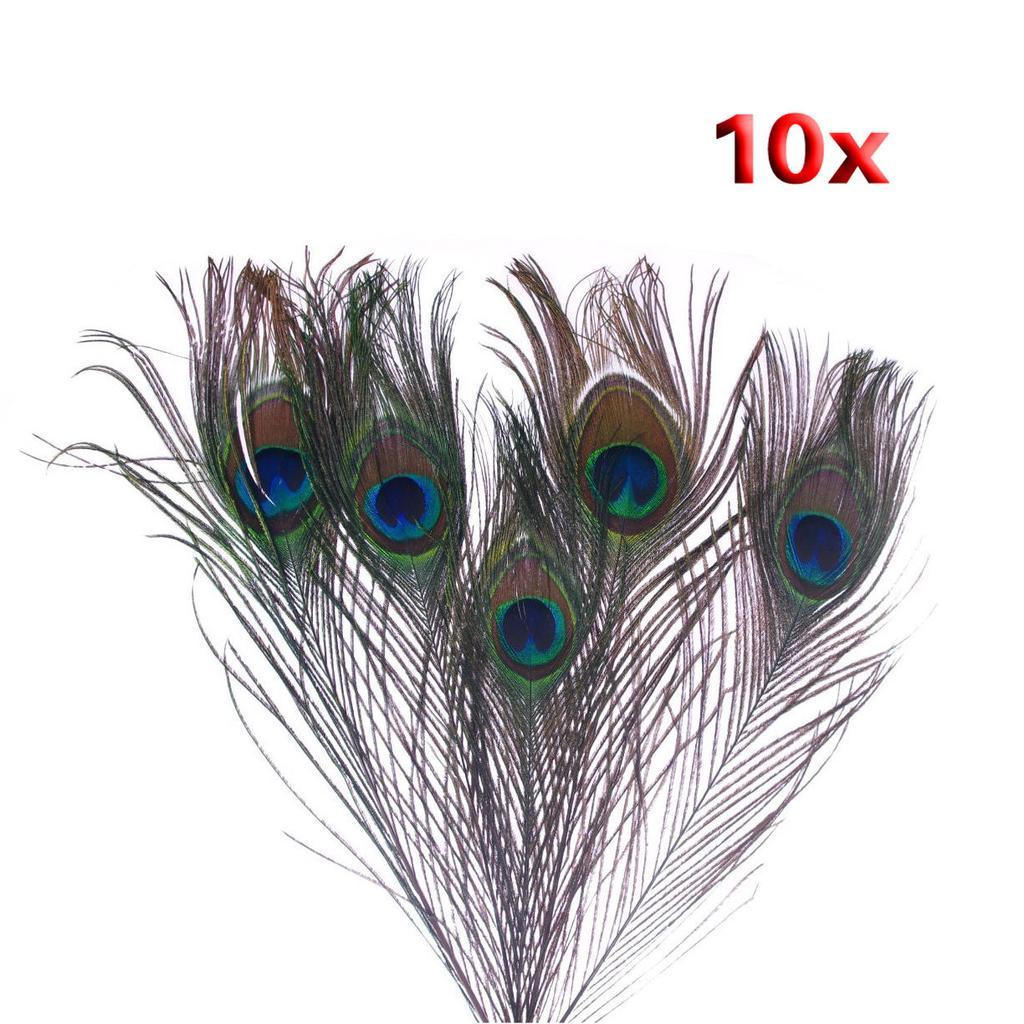Поделки с павлиньими перьями