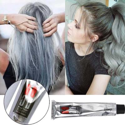 Как сделать серые волосы краска 161