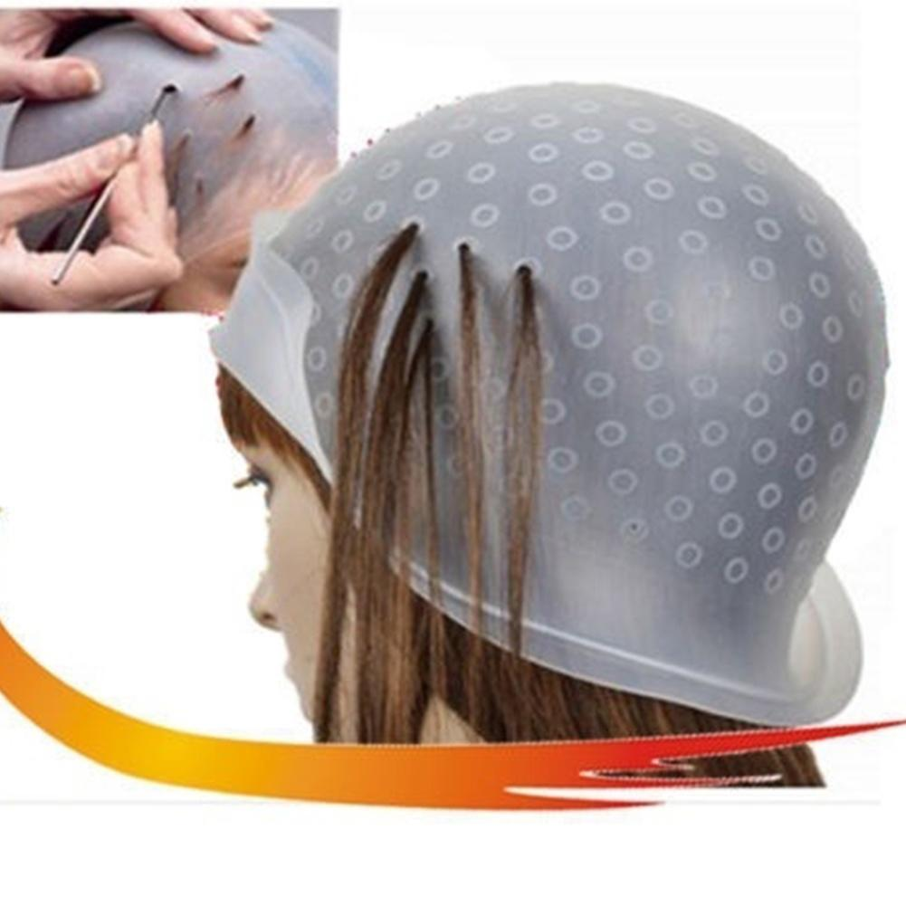 Мелирование в домашних условиях на шапочку