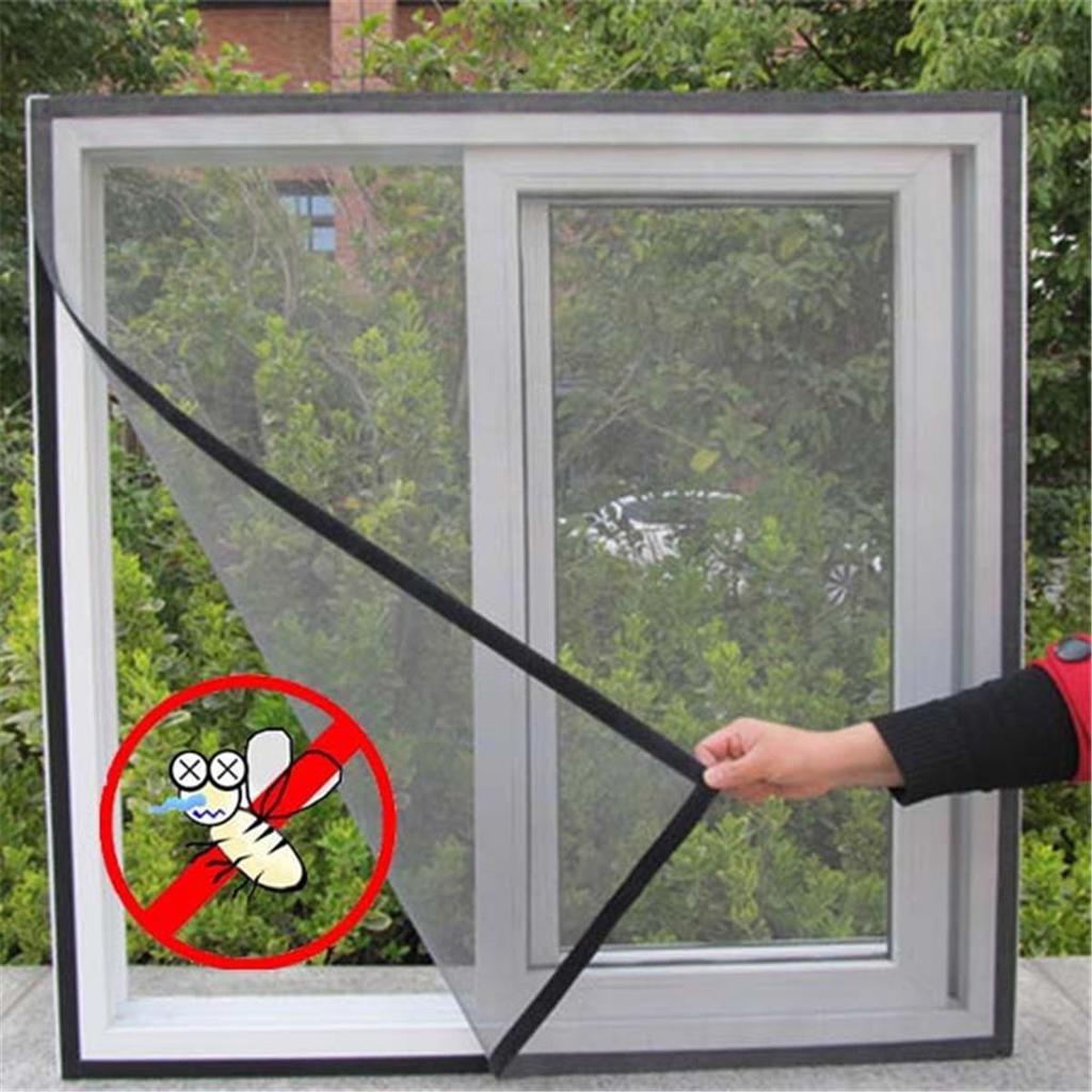 Как сделать рамку с сеткой на окно