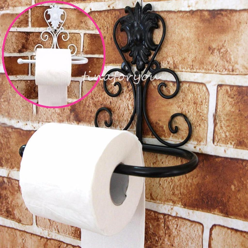 Держатель для рулона туалетной бумаги своими руками
