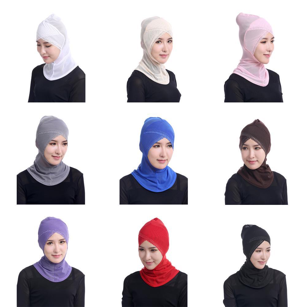 Шапочка под хиджаб своими руками 92