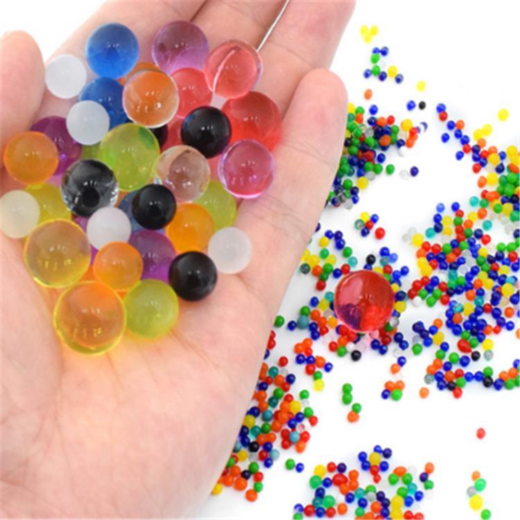 Гидрогель шары выращивания водных шаров 42