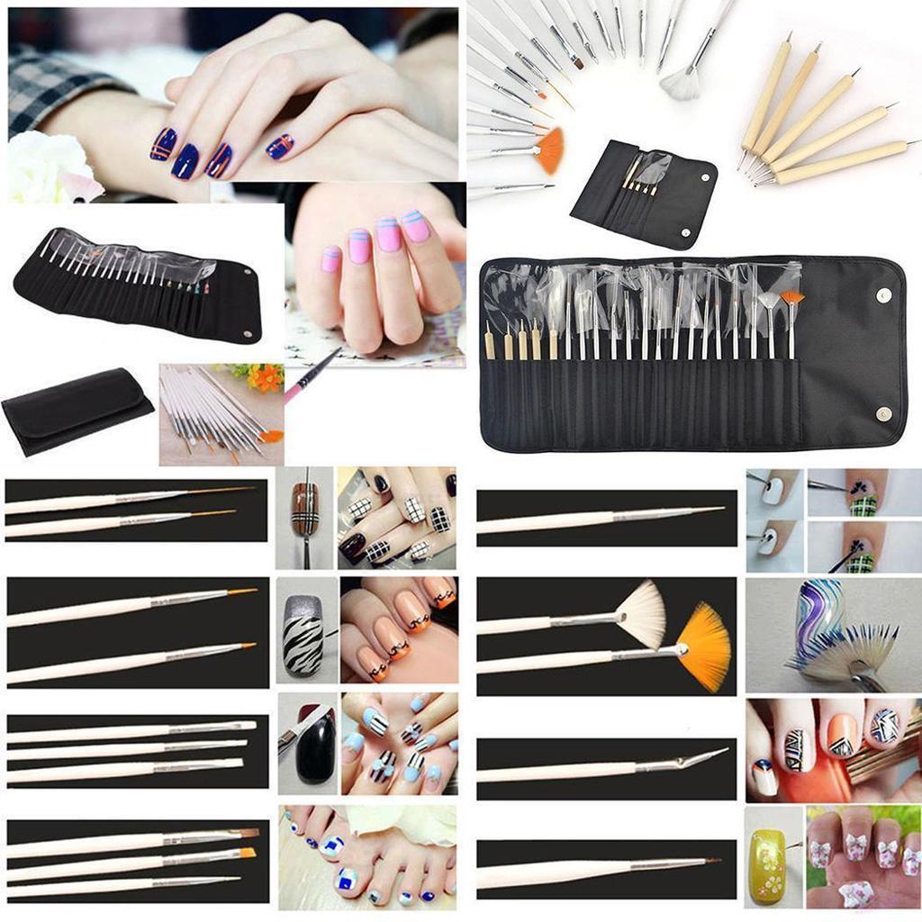 Инструменты для ногтей описание
