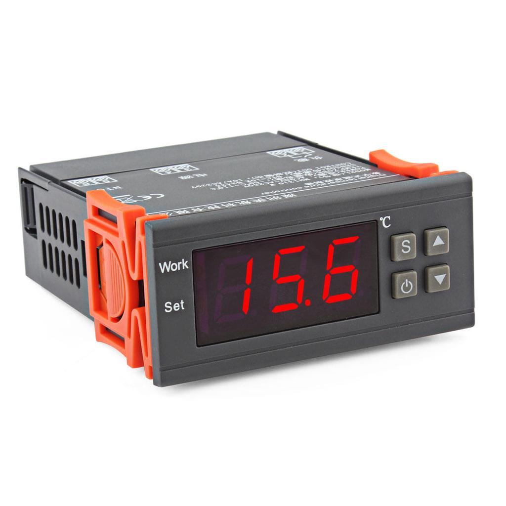 Цифровой терморегулятор для холодильника