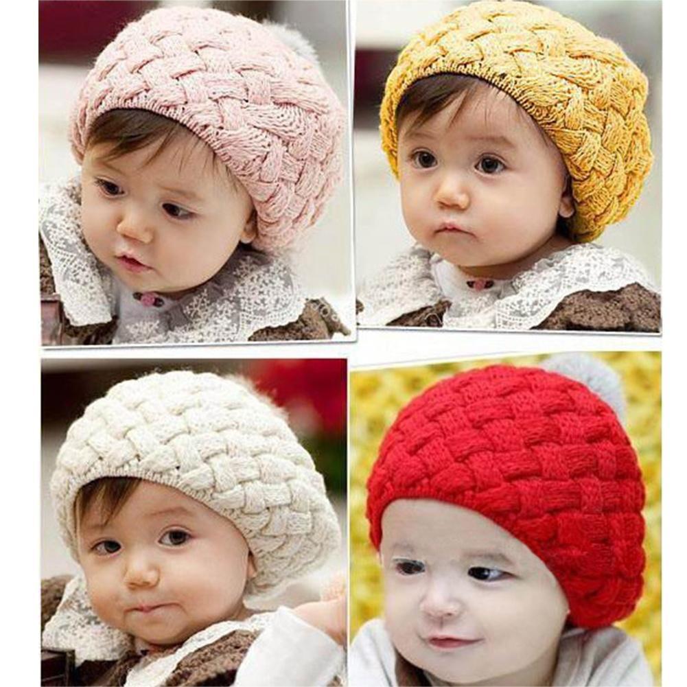 Вязание для малышей-шапки 34