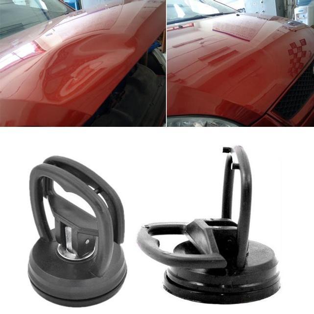 6pcs aluminium colle puller onglets voiture carrosserie dent réparation~PA