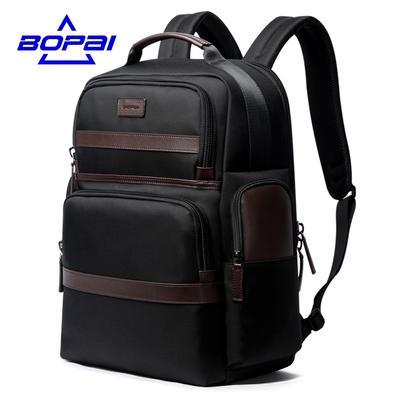 Oxford Laptop hombres mochila trabajo negocio moda hombre oficina Casual  mochila bolsas de viaje grandes ac9a69c4a043