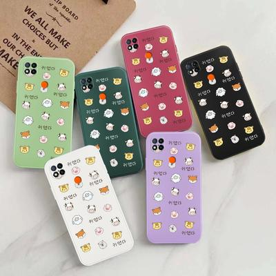 Full Cover Lens Protector Straight Edge Liquid Silicone Soft Protection Cover for iPhone Samsung Huawei Xiaomi Redmi