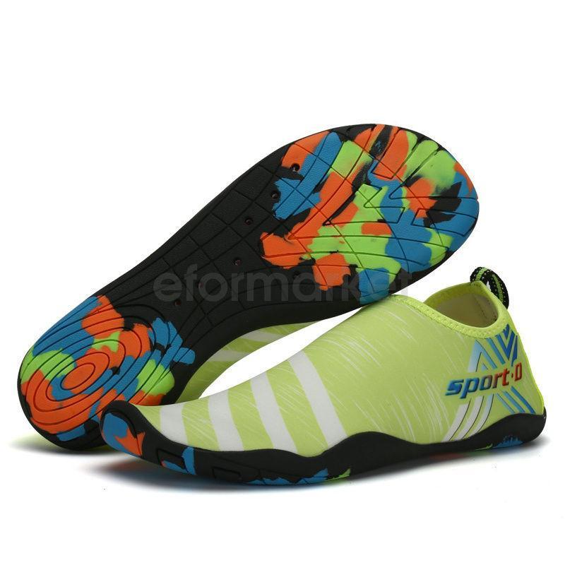 42beb2ed SAGUARO niños adultos agua zapatos Surf secado rápido nadar baño de  neopreno - comprar a precios bajos en la tienda en línea Joom
