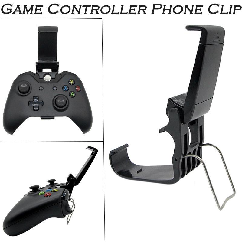 Phone Mount Hand Grip Stand For Xbox One S Slim Ones Controller Gamepad Iphone Samsung Clip Holder Buy From 2 On Joom E Commerce Platform