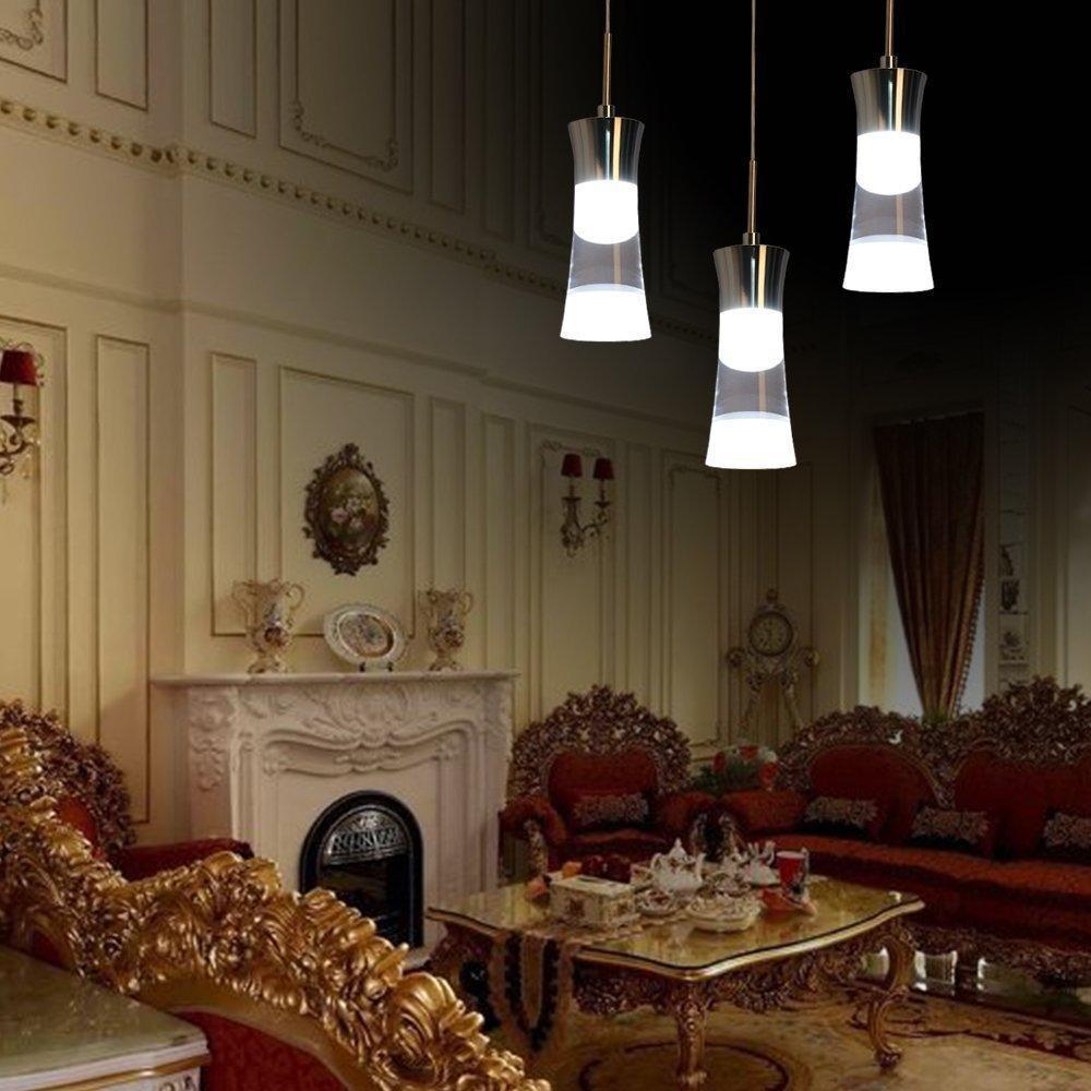 Moderne 1 Licht 3W Acryl LED Licht Kronleuchter Leuchten Moderne  Pendelleuchte U2013 Günstig Im Onlineshop Von Joom Kaufen