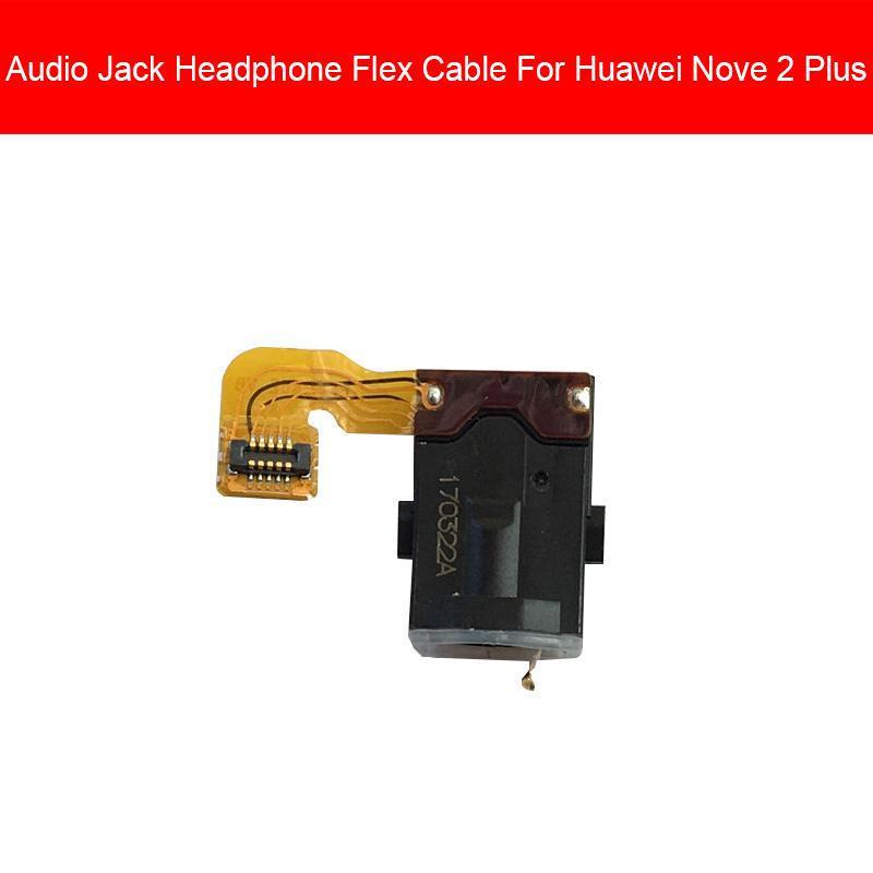 Audio Jack Flex Cable for Huawei Nova/Nova Lite/Nova 2/Nova 2 Plus Headphone  Jack Port - buy from 2$ on Joom e-commerce platformJoom
