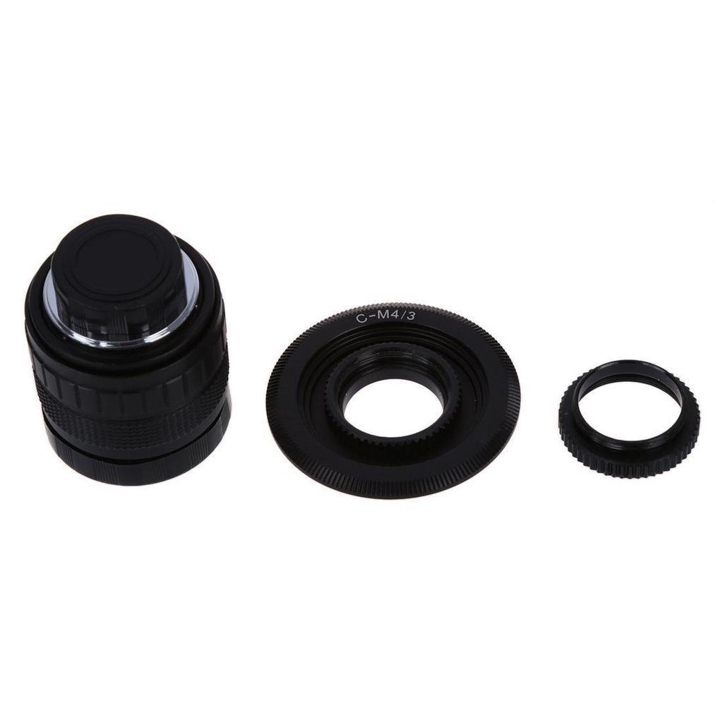 50 mm F1.4 CCTV lente de TV C adaptador de montaje anillo Macro ...