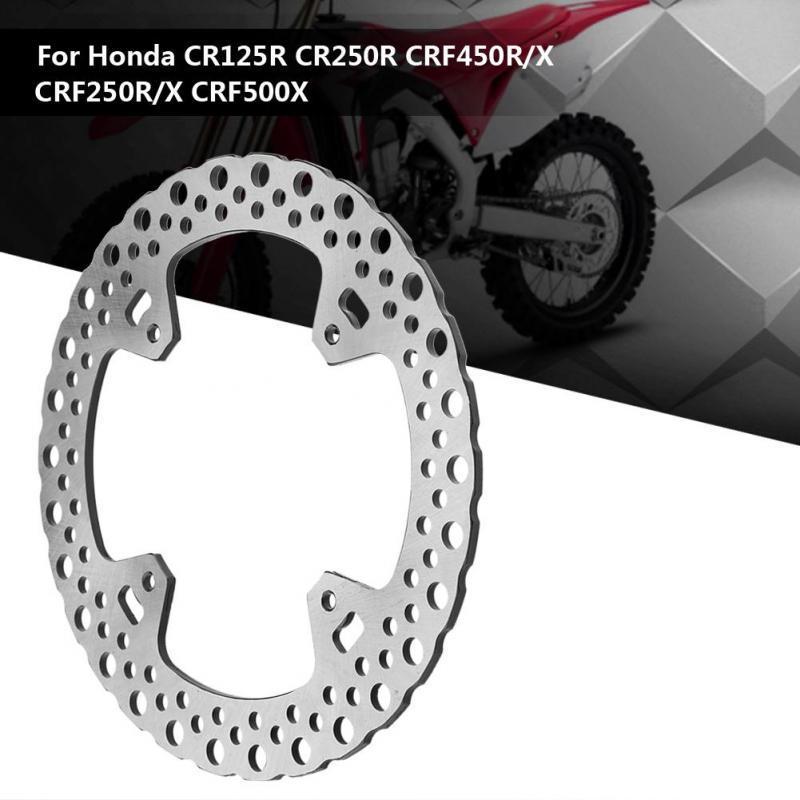 240mm Front Brake Disc Rotor For Honda CR125R CR250R CRF250R CRF450R CRF250X