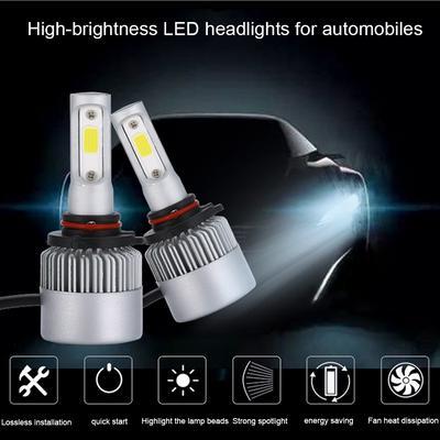 2x H7 Led Headlight 110W Bulbs 6000K White 11000LM Low Beam BMW 3 series E90 E91