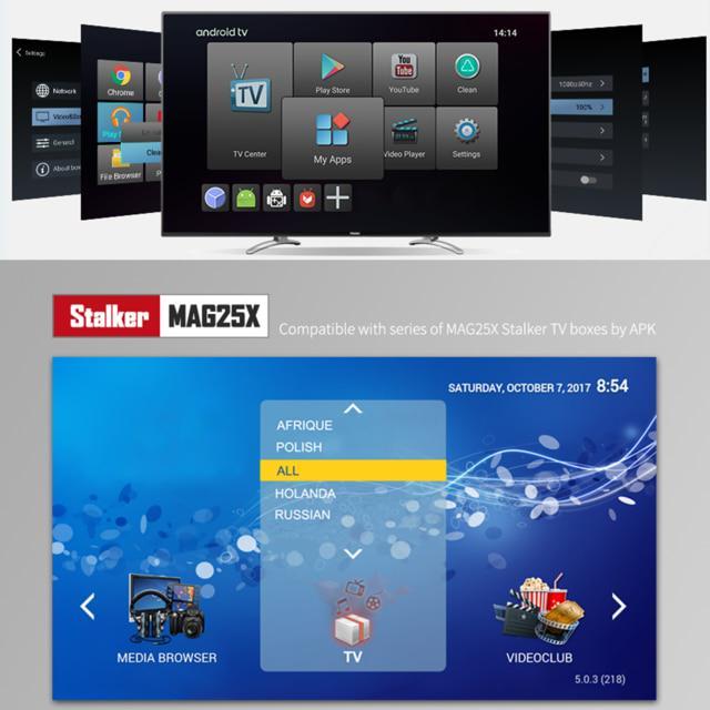 Adaptadores / dongles usb wi-fi haosihd 1 GB TELEVISIÓN M8S plus w caja de  tv amlogic s905w androide 8 GB 4K soporte wifi mag 250 acosador IPTV
