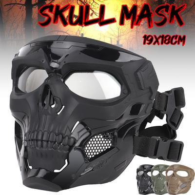 Buy Skull Paintball Mask From 3 Usd Free Shipping Affordable Prices And Real Reviews On Joom