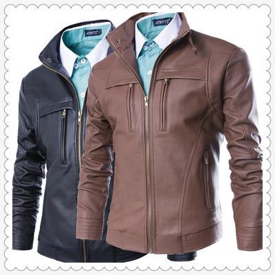 75765b5effd Купить мужские зимние кожаные куртки – низкие цены