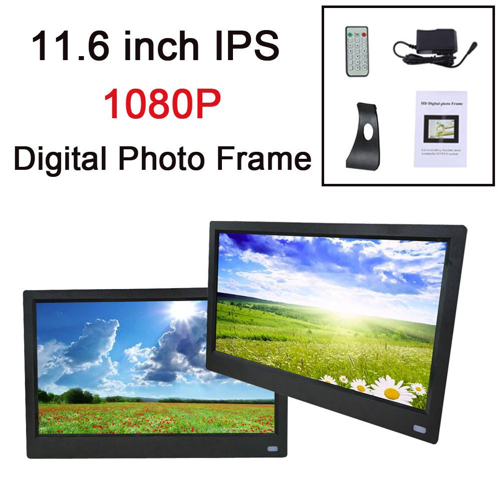 11.6-Inch Front Button IPS 1080P HD Screen Digital Photo Frame-buy ...