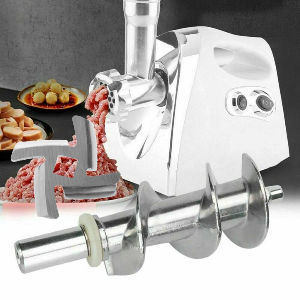 MAIN AUGUR  SCREW Vintage UNIVERSAL #2 Food Chopper Grinder Replacement PART