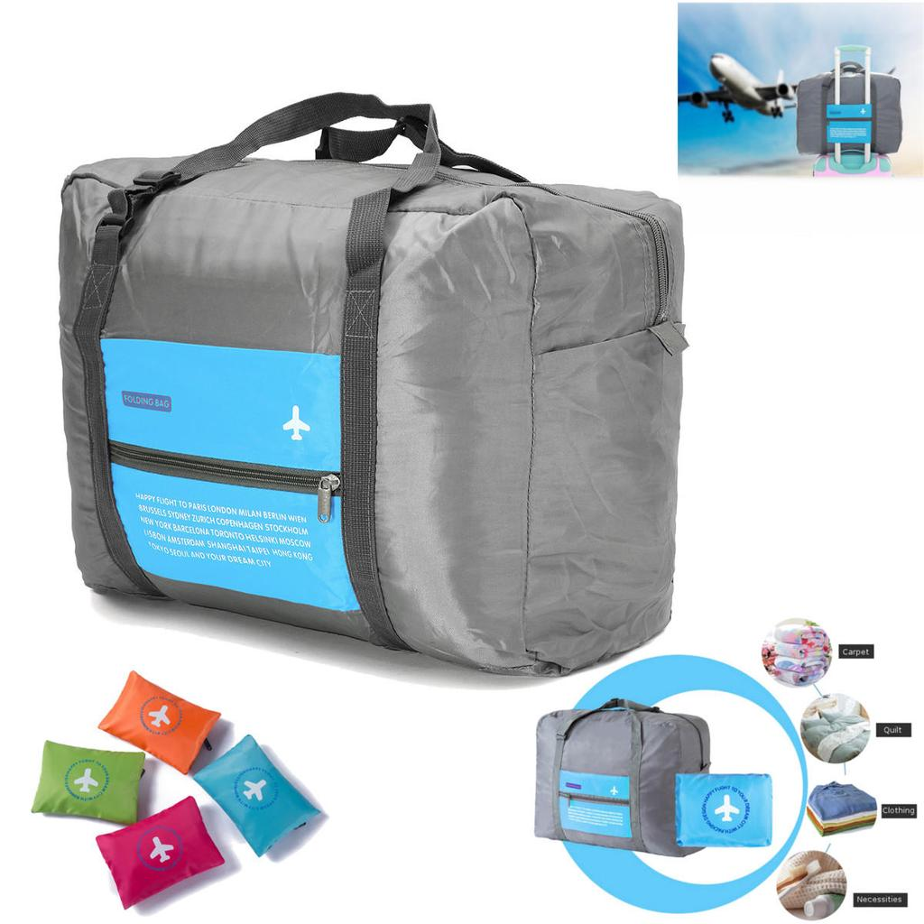 0682a302182 Portable Travel Luggage Clothes Storage Bag Organizer Waterproof Folding  Handbag -buy at a low prices on Joom e-commerce platform