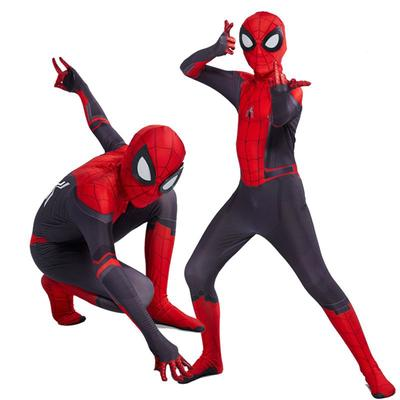 Spider-Man Homecoming Costume New Spandex Zentai Spiderman Suit For Adult//Kids
