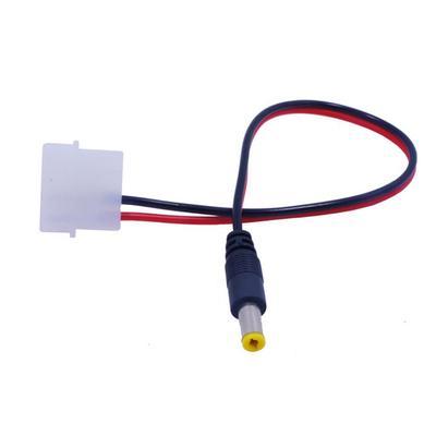5 PCS QUICK SNAP FIX 150MM LONG EXTENSION CONNECTORS FOR 5050 LED STRIP