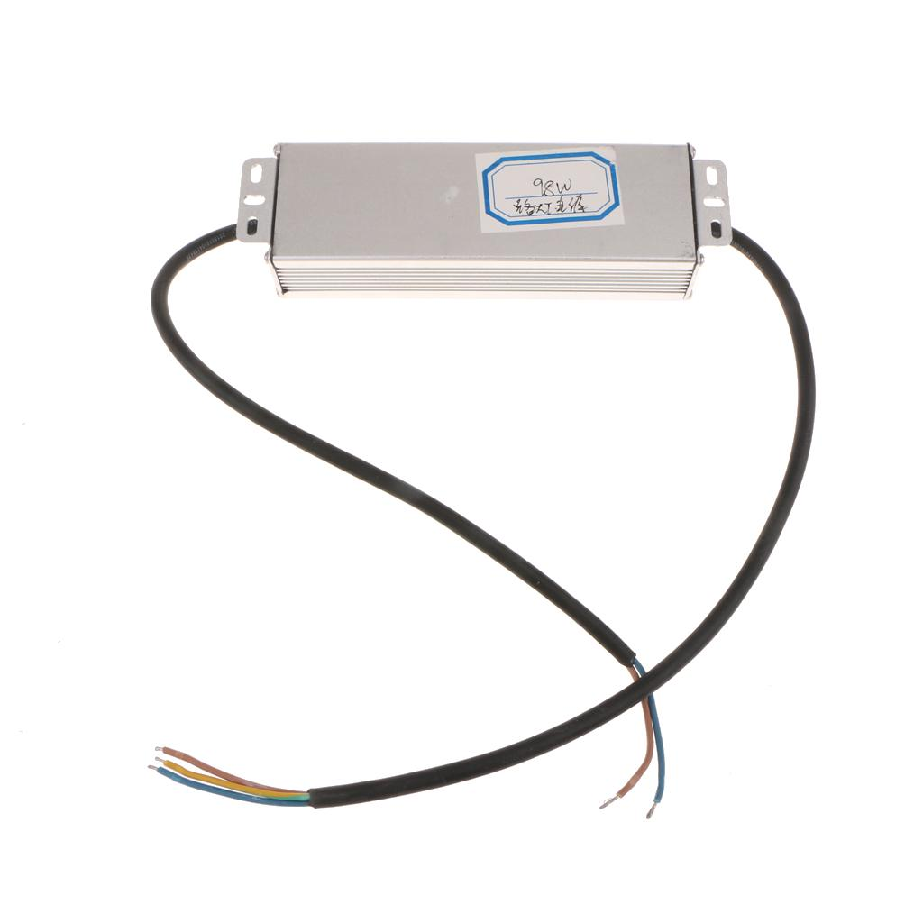 MagiDeal LED Strip Driver Transformer IP65 Waterpoof 30W 50V for Floodlight Road Lamp for Bay Lights