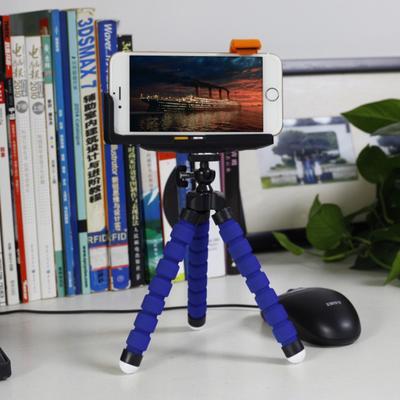 Mini Holder Octopus Tripod for Mobile Phone/Camera Bracket Soft Selfie Stand