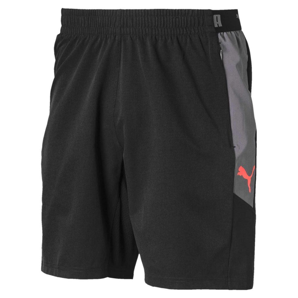 Puma Ftblnxt Pro Shorts Homme, Black / Nrgy Red, Fr: M (manufacturer Size: M) 656435-01 M