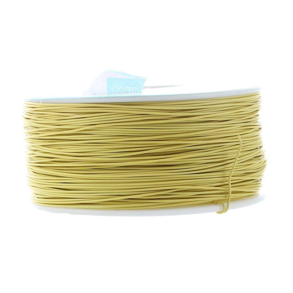 Gelb PVC beschichtete Zinn versilbert Kupfer Umhüllung Wire Wrap ...