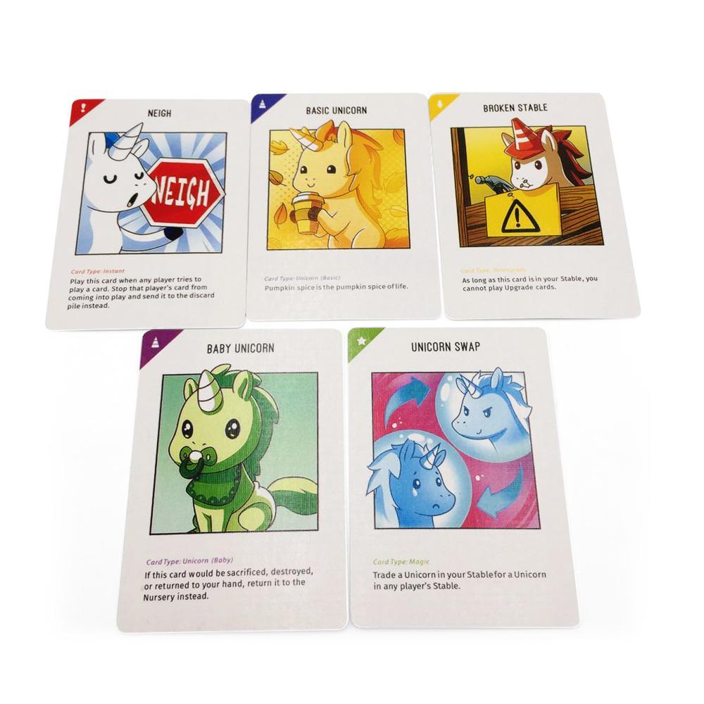 Instabile Einhörner Karte Party Spiel Karten eine Kartenspiel für ...