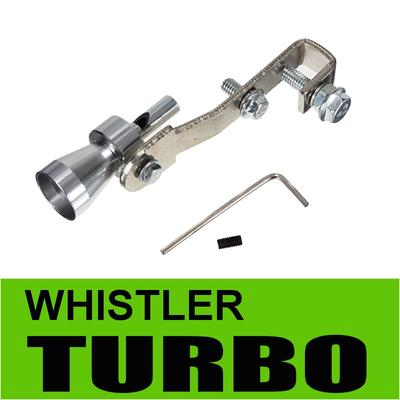 Size S Universal Car Turbo Sound Whistle Muffler Exhaust