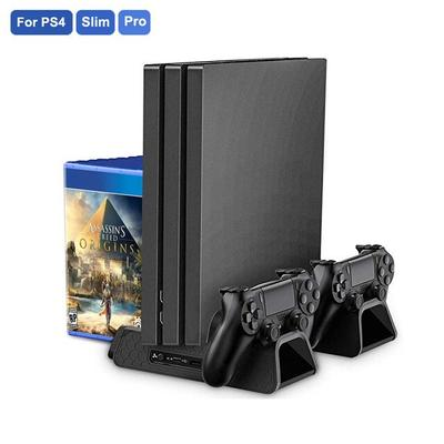 For Sony PS4/slim/pro External Cooling Fan For PlayStation 4 Host Cooler Turbo Games Accessories
