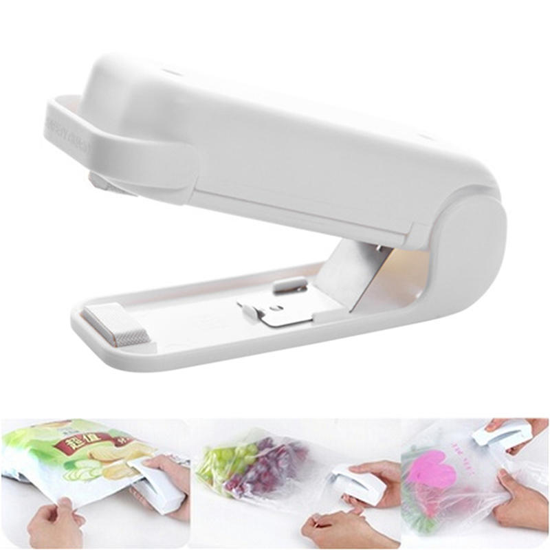 Mini Package Hand Portable Household Plastic Snack Bag Heat Sealing Machine Tool