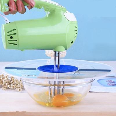 Kitchen Egg Cream Stirred Splatter Guard Lid Whisk Splash Spill Cover Cooking Whisking Tools