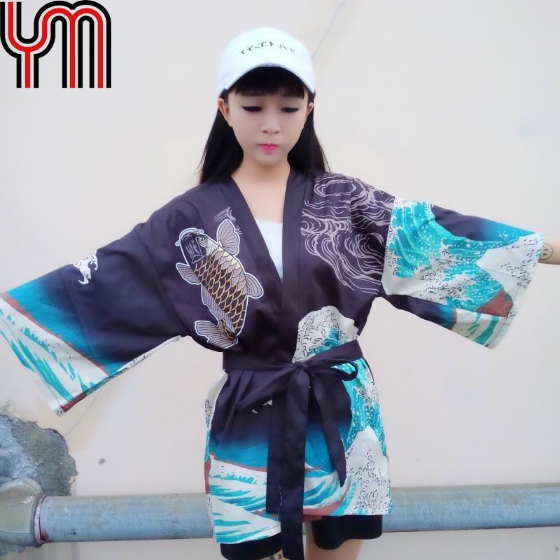 kimono robe  vintage Japanese kimono  casual kimono  kimono jacket  kimono dress kimono coat
