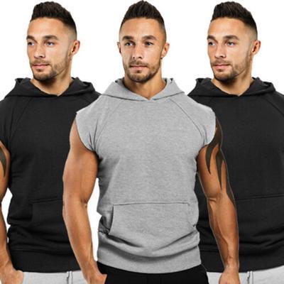 Big Size Mens Lightweight Plain Sleevless Cotton Vest Top Muscle Summer Kingsize