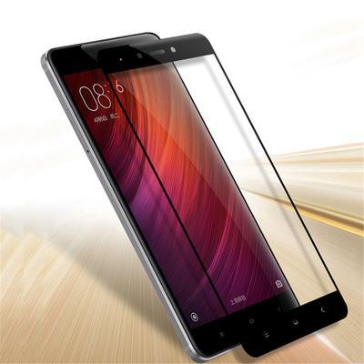 Full Cover Screen Tempered Glass For Xiaomi 5X A1 6 5 5s 5C Redmi 4 Pro