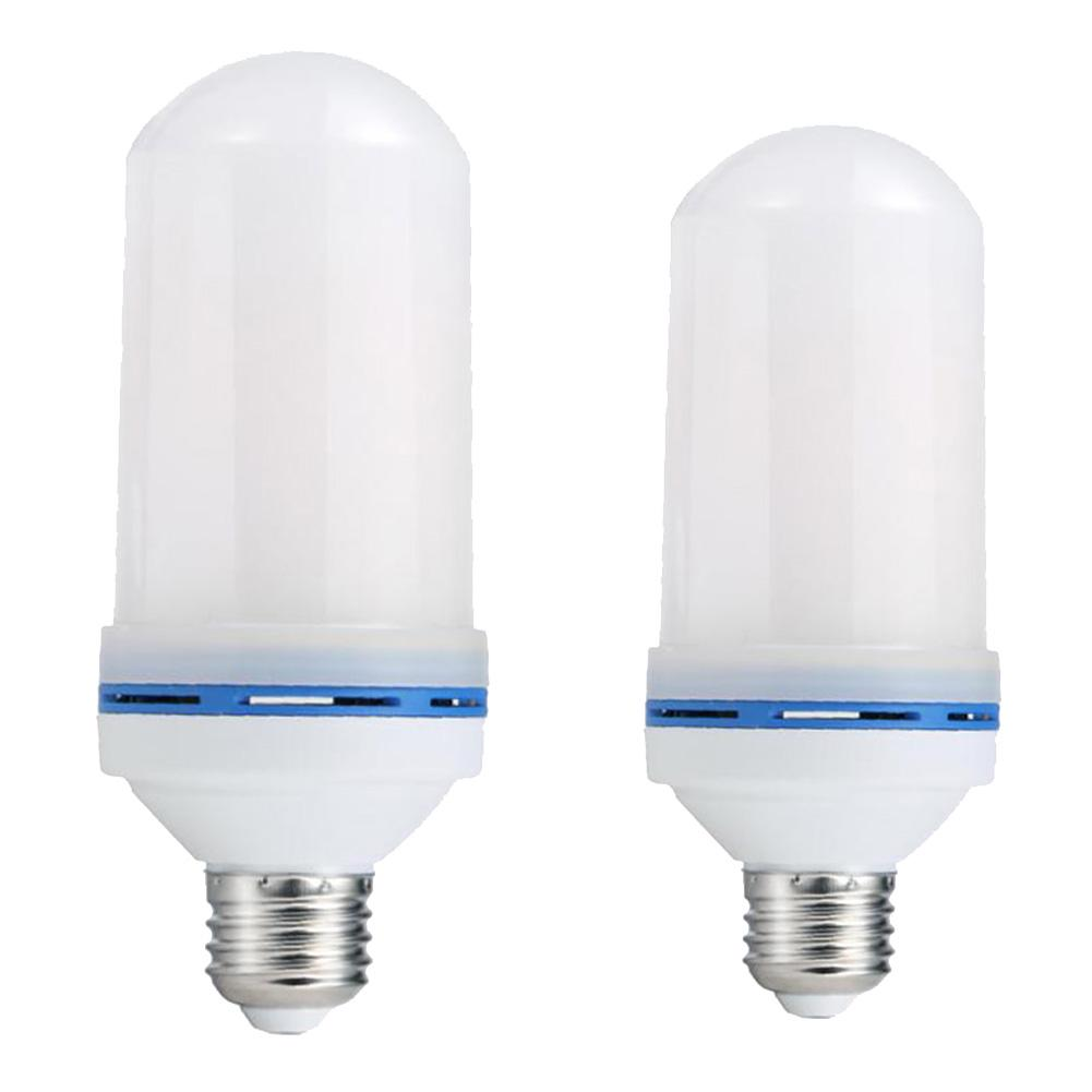 E26 E27 Led Flame Effect Fire Light Bulb Flickering Lamp Lights Clearance Submersible 15l X 1 2w Inch Lighting Lamps Bulbs Tubes 3 Of 8