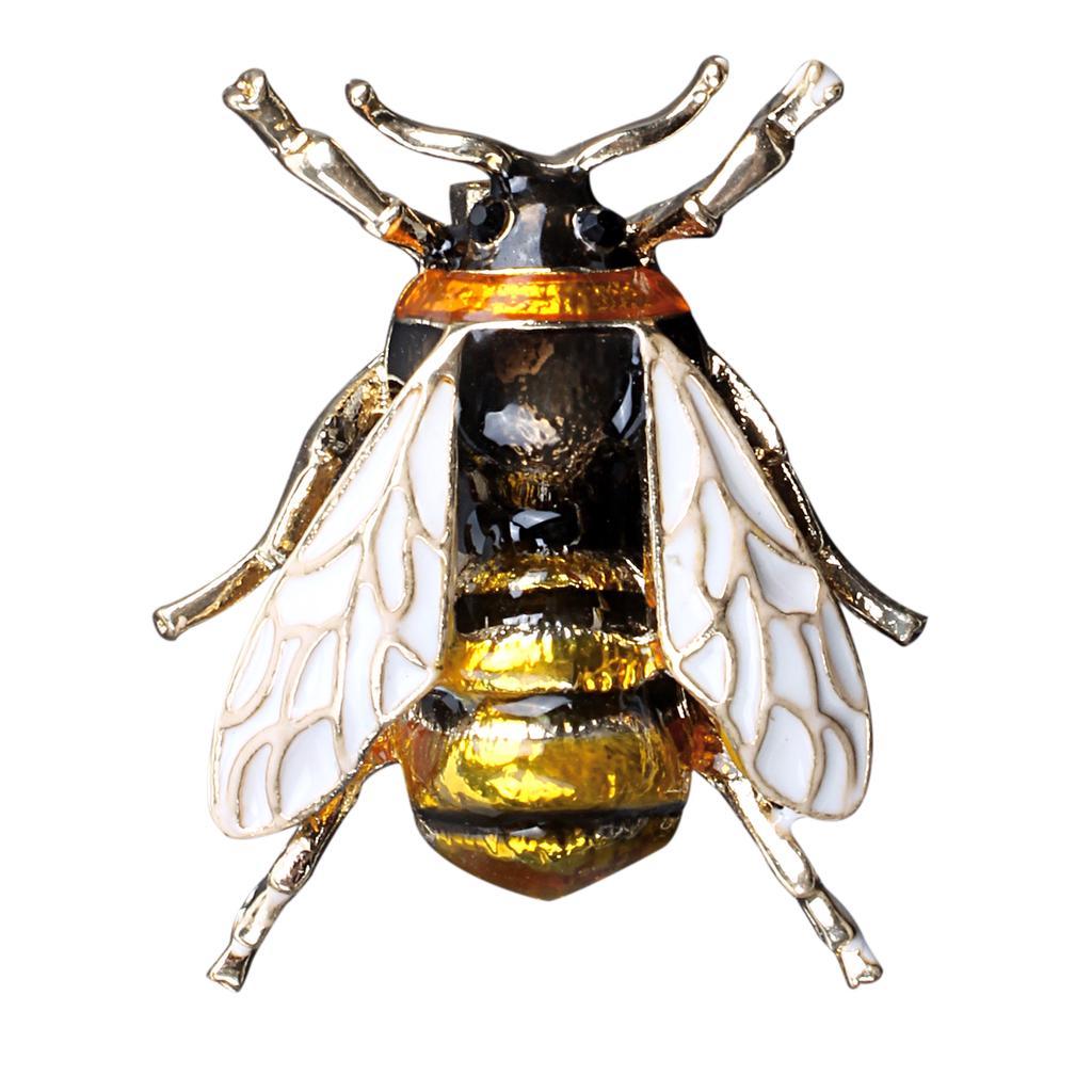 Insignia pin de abeja poco