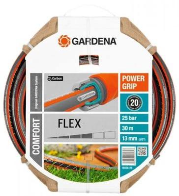 """13 mm 10 m Gardena Comfort FLEX Schlauch 9x9 1//2/"""""""
