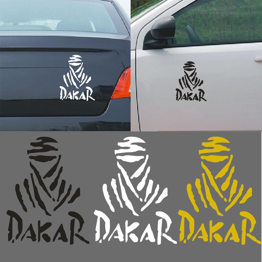 2× Car SUV Rear Trunk Emblem Logo 3D Funny Devil Demon Style Decal Sticker Badge