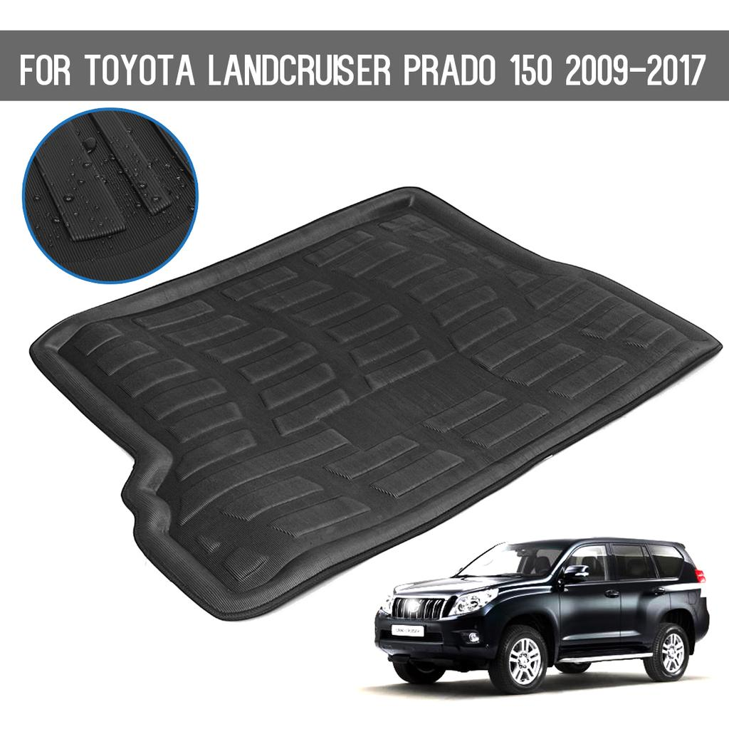 Fit For  Toyota Camry 2009-2017 Car Rear Cargo Boot Trunk Mat Tray Pad Protector
