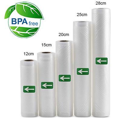 Vacuum Sealer Bags For Food Saver Storage Vacuum Sealer General Vacuum Packer 12/15/17/20/22/25/28/30/32*500CM