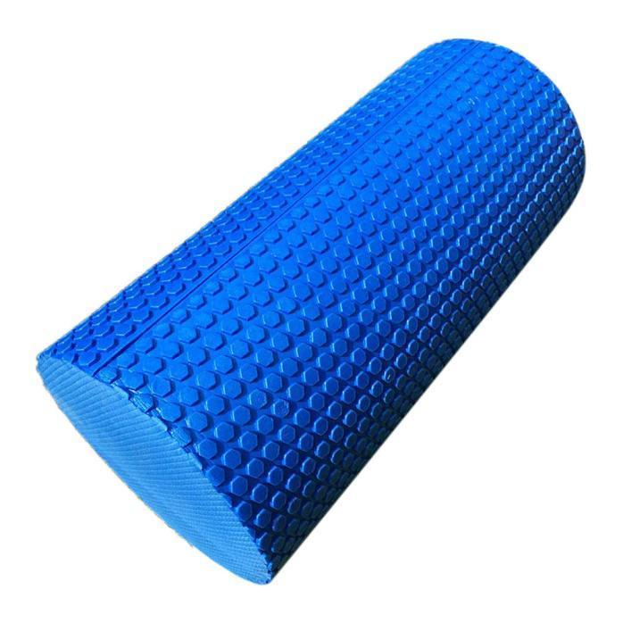 30cm Trigger Point Foam Roller Muscle Tissue Massage Fitness Yoga Pilates Y2T3